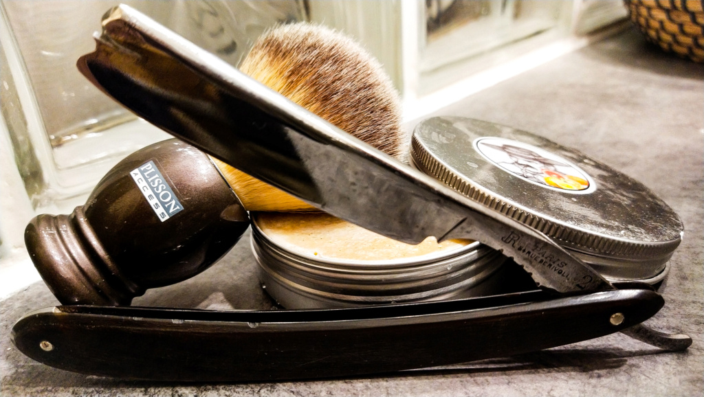 Shave of the Day / Rasage du jour - Page 2 Img_2302