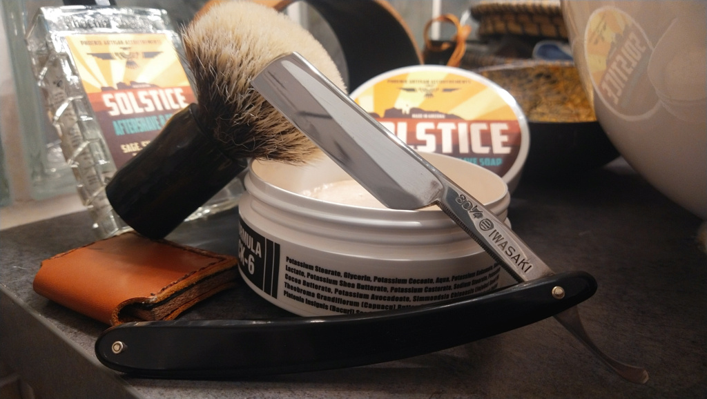 Shave of the Day / Rasage du jour Img_2470