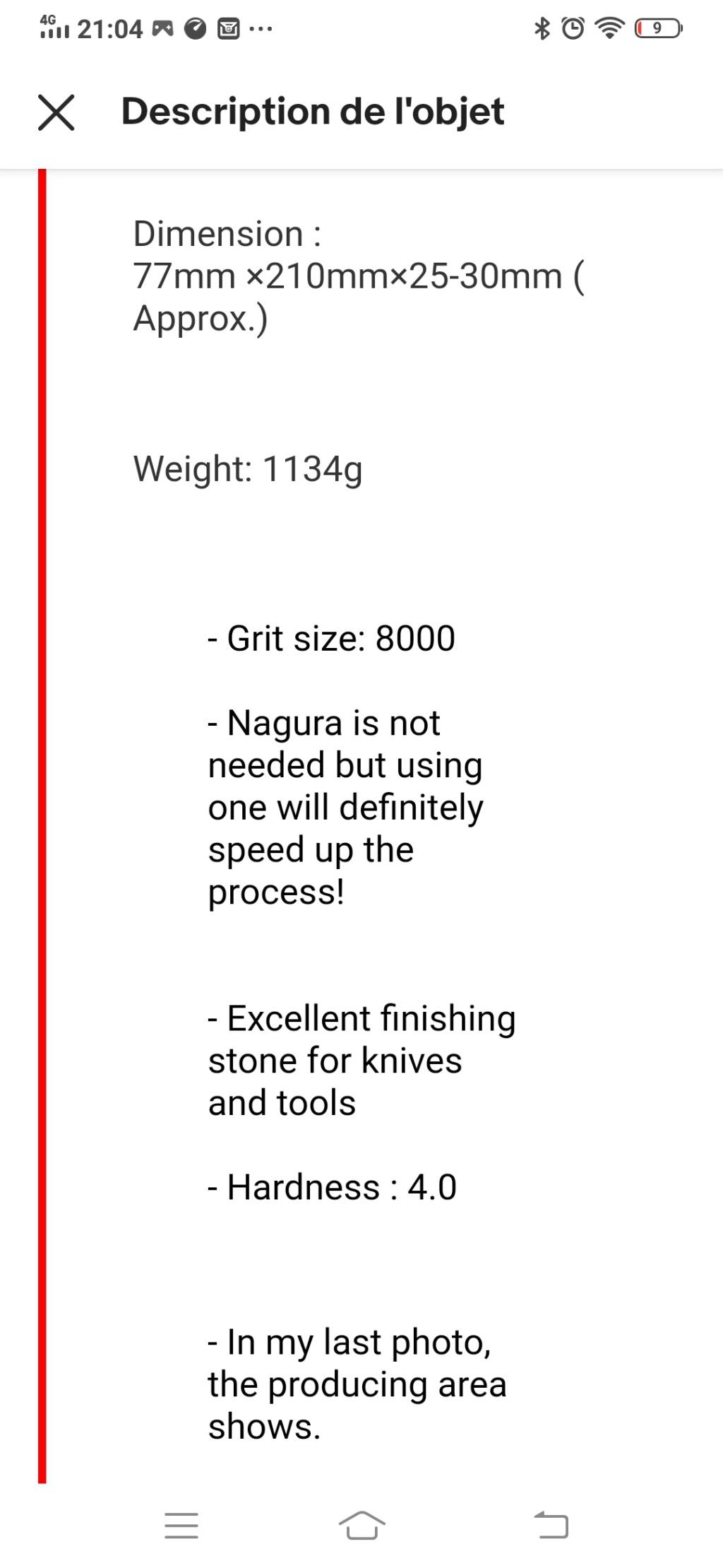 Laquage des pierres japonaise - Page 2 Screen32
