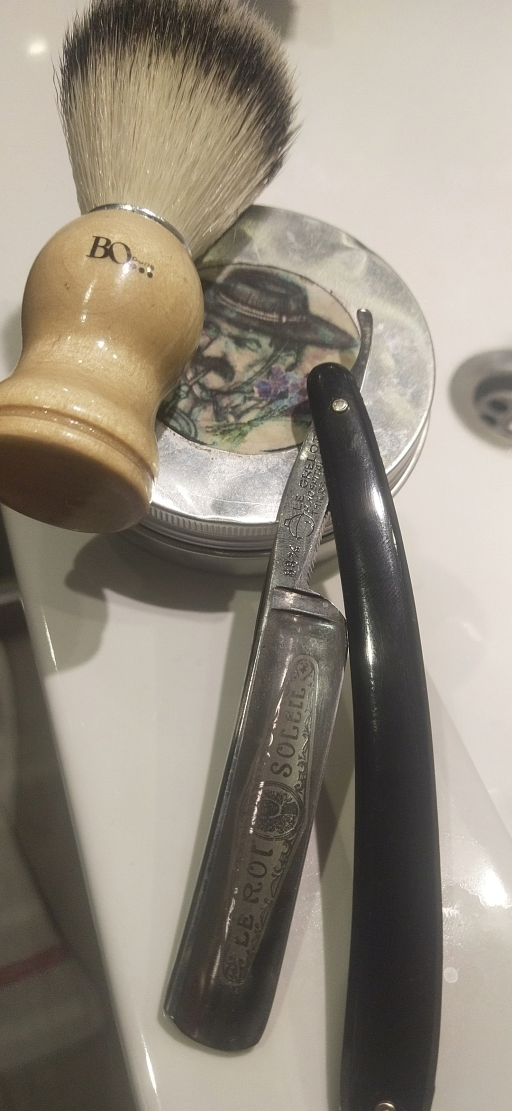 Shave of the Day / Rasage du jour - Page 25 Screen99