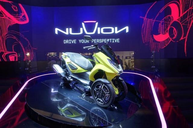 Nuvion Sym-qu11