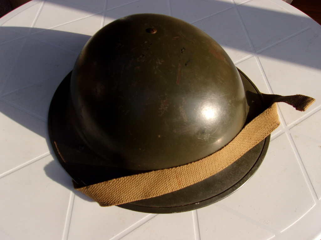 casque canadien ww2 MKII 103_2310