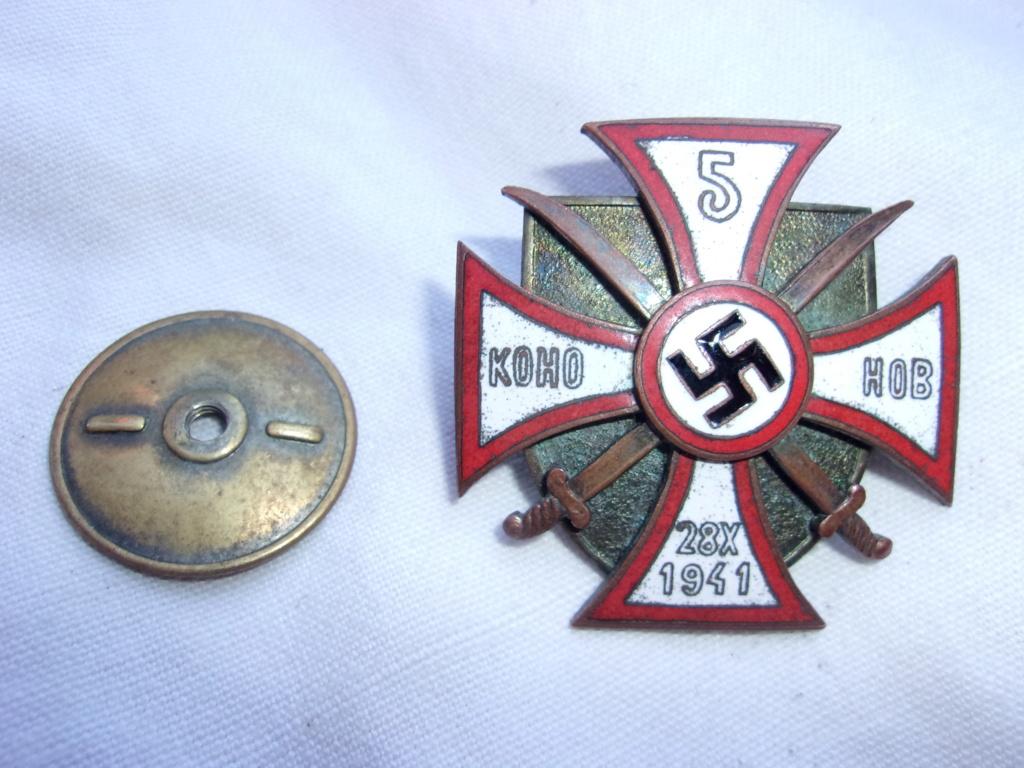 Médaille allemande ww2 KOHO HOB ?? 103_3114