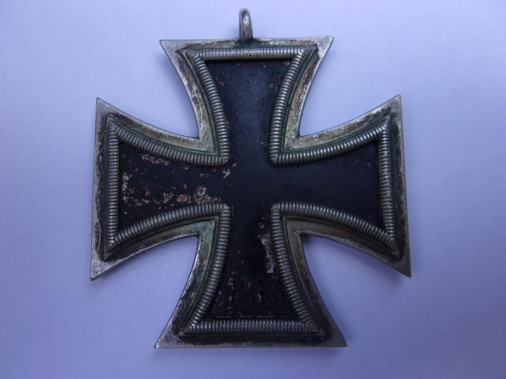 Authentification Croix de fer ww2 EK1 et EK2 103_3314