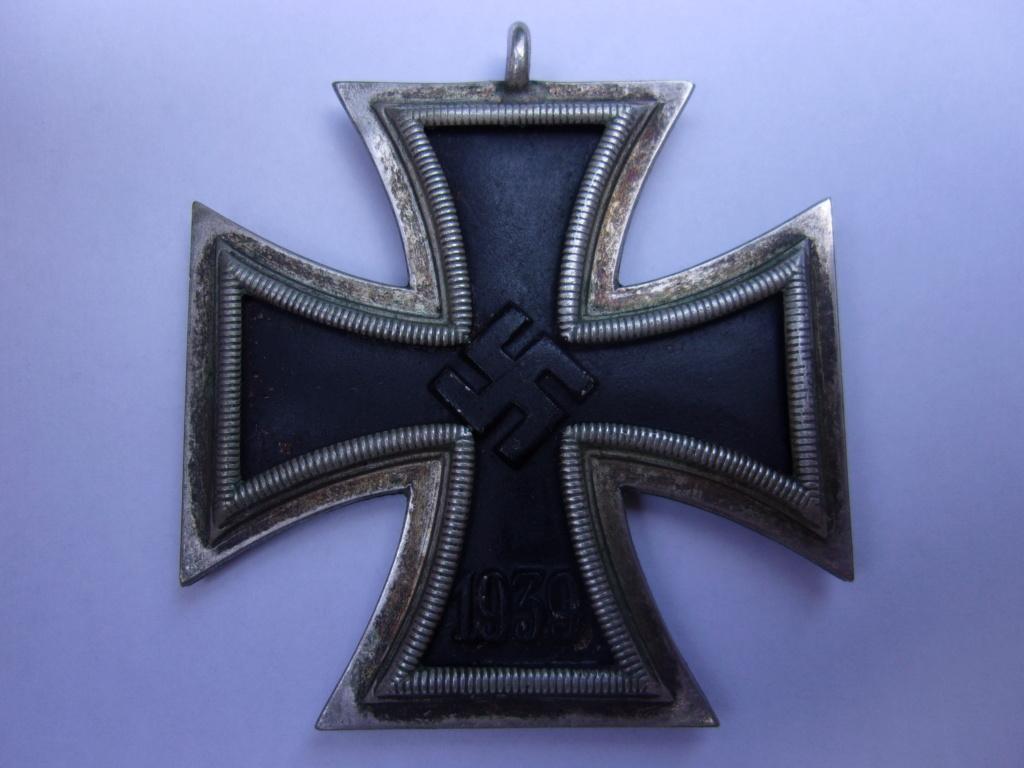 Authentification Croix de fer ww2 EK1 et EK2 103_3315