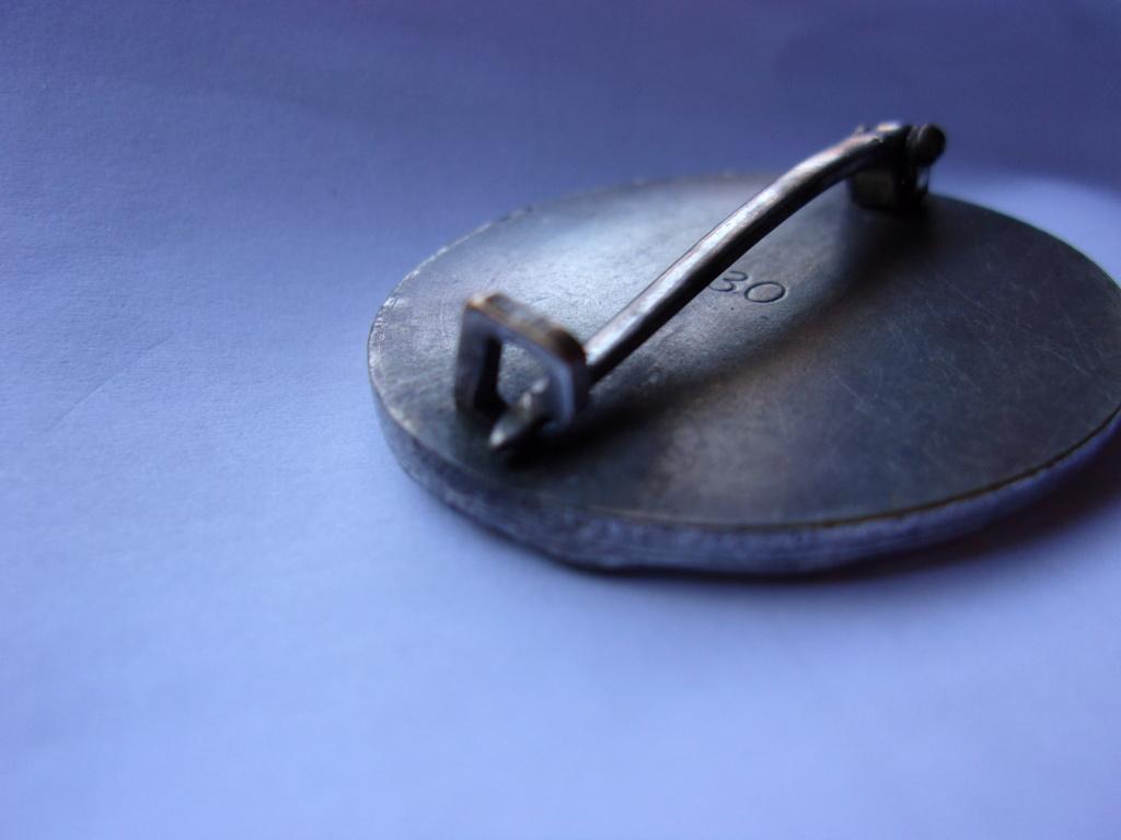 authentification médaille des blessés allemande ww2 argent 103_3714