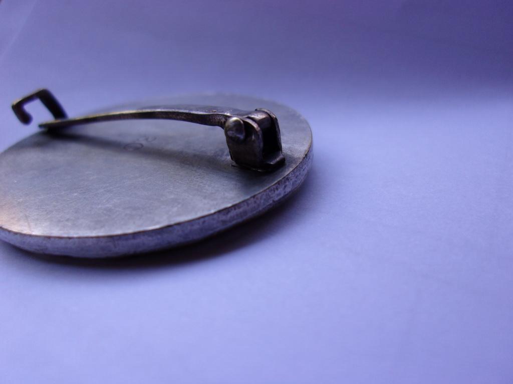 authentification médaille des blessés allemande ww2 argent 103_3715