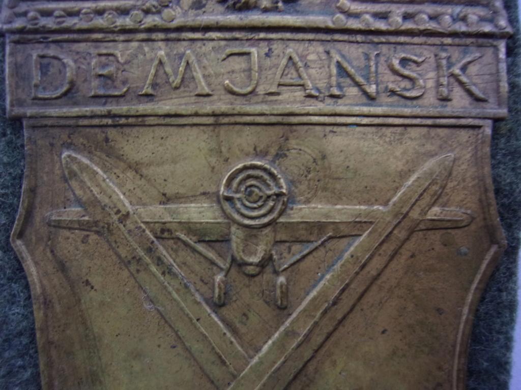 authentification plaque de bras Demjansk 103_4323