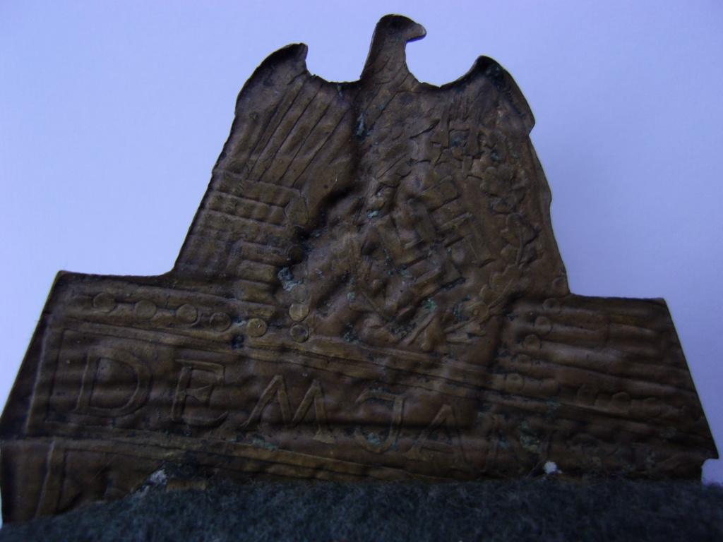 authentification plaque de bras Demjansk 103_4325