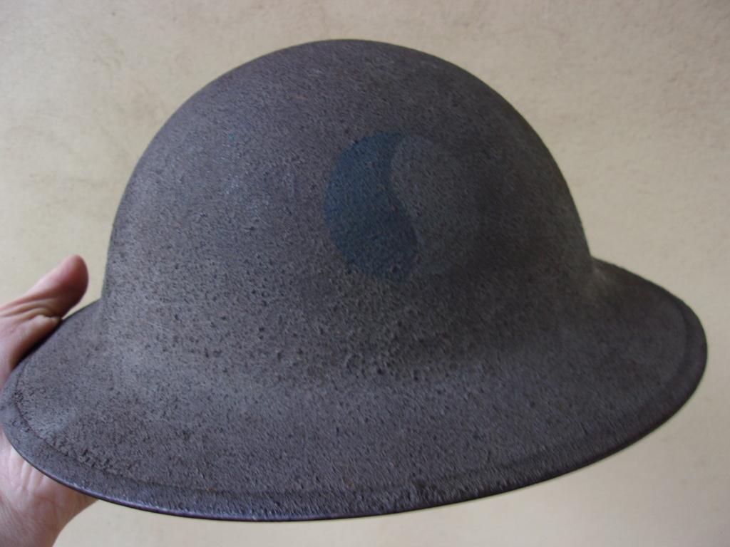 Casque US modèle 1917 insigne 29th Infantry Division 103_4340
