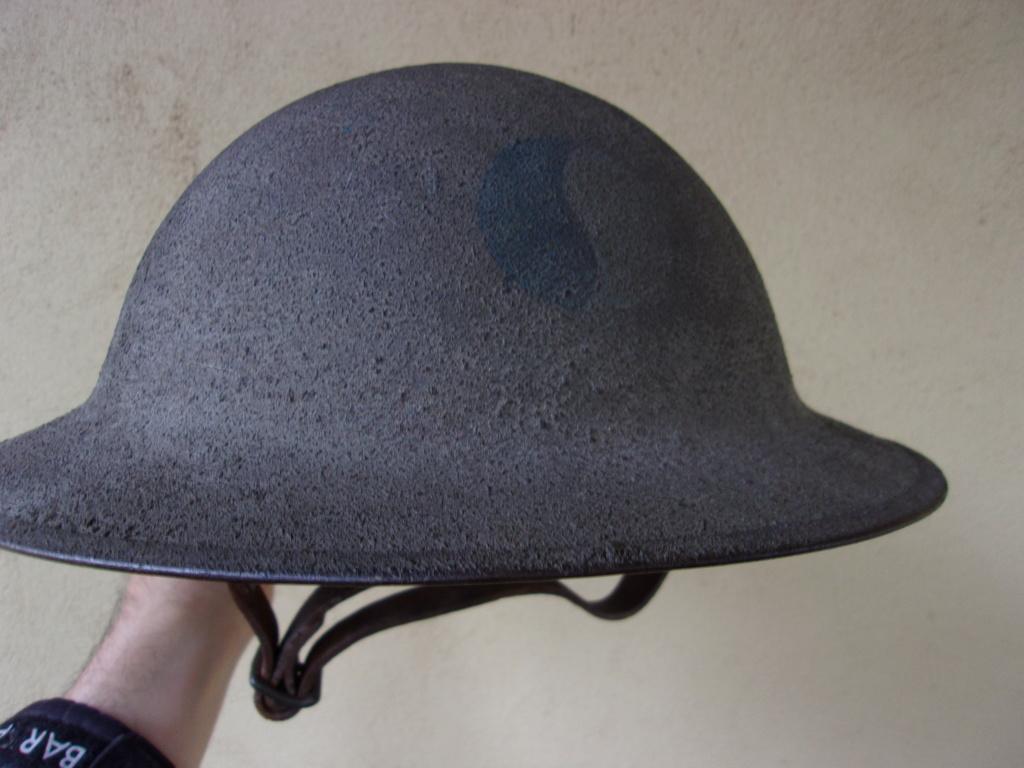 Casque US modèle 1917 insigne 29th Infantry Division 103_4341