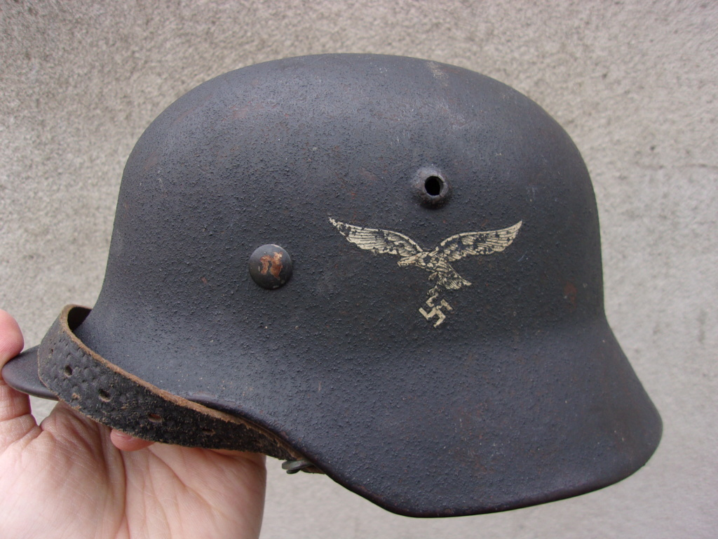 Casque M40 Luftwaffe SE 64 103_4552