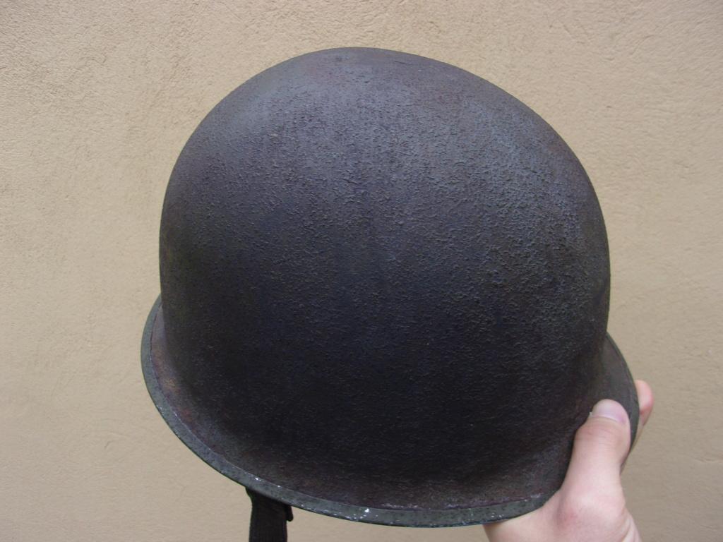 Avis peinture casque américain USM1 WW2 modèle 43 (pontées mobiles) 103_6930