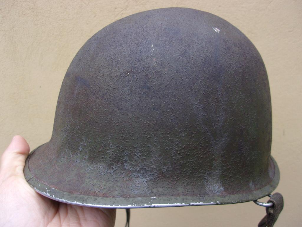 Avis peinture casque américain USM1 WW2 modèle 43 (pontées mobiles) 103_6931