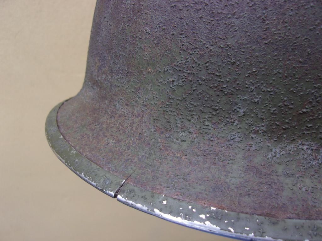 Avis peinture casque américain USM1 WW2 modèle 43 (pontées mobiles) 103_6936