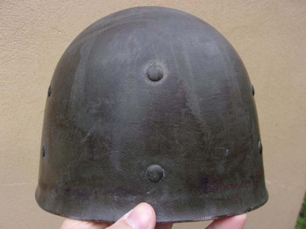 Avis peinture casque américain USM1 WW2 modèle 43 (pontées mobiles) 103_6942