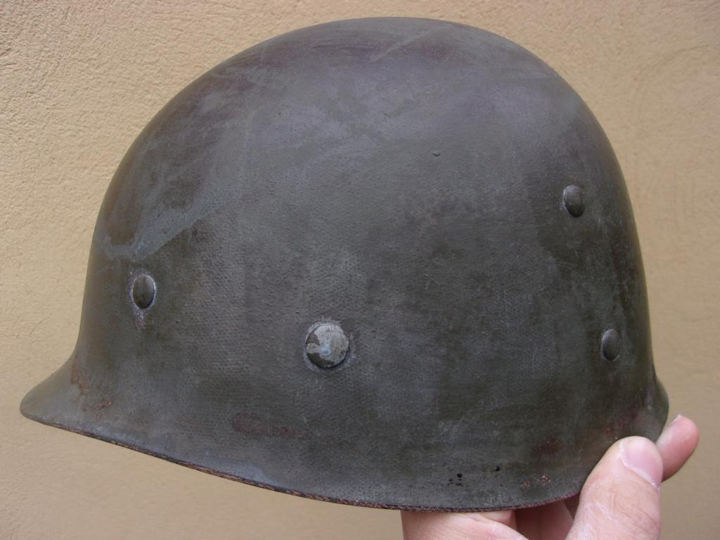 Avis peinture casque américain USM1 WW2 modèle 43 (pontées mobiles) 103_6943