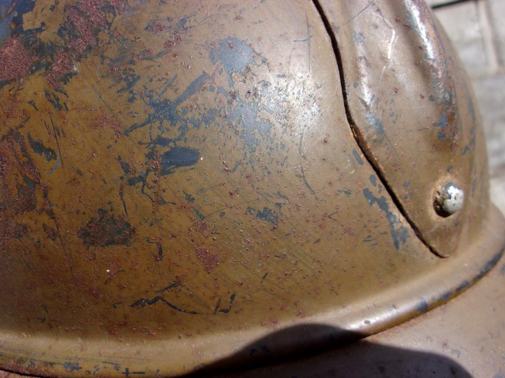 Adrian 15 Japy Services de santé, peinture moutarde ... 103_7825