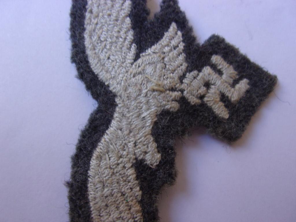 Aigle tissu Luftwaffe 104_0613