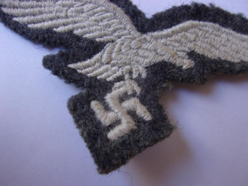 Aigle tissu Luftwaffe 104_0614