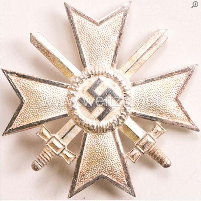 Avis Kriegsverdienstkreuz 1. Klasse 2018-014