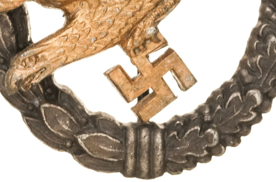 Authentification badge Fallschirmjäger 2019-020
