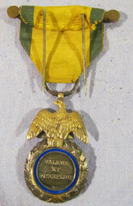 authentification Médaille militaire 2nd Empire 2019-056