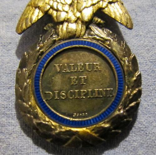 authentification Médaille militaire 2nd Empire 2019-058