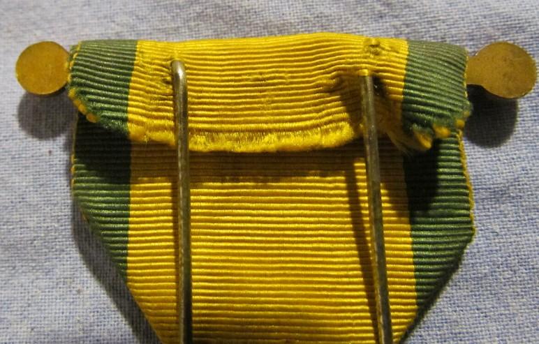 authentification Médaille militaire 2nd Empire 2019-062