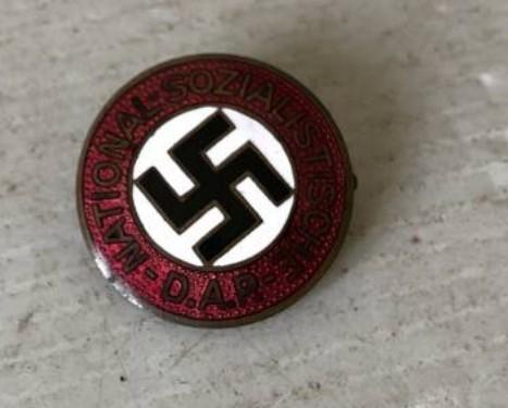 Badge de membre du NSDAP 2020-019