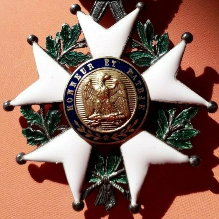 Authentification légion d'honneur 2nd Empire 2020-021