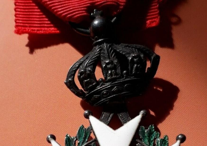 Authentification légion d'honneur 2nd Empire 2020-023