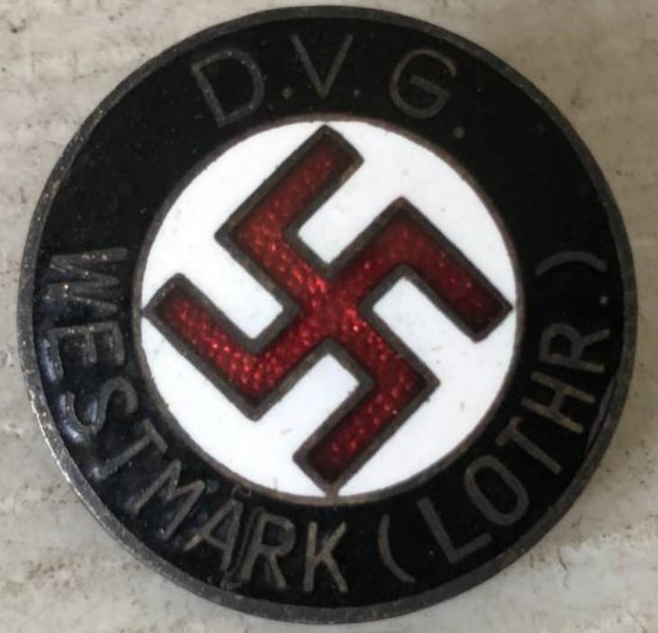 authentification badge Westmark 2020-027