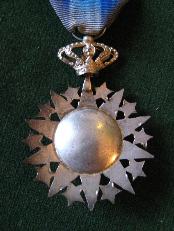 Authentification médaille du Nichan El Anouar S-l16011