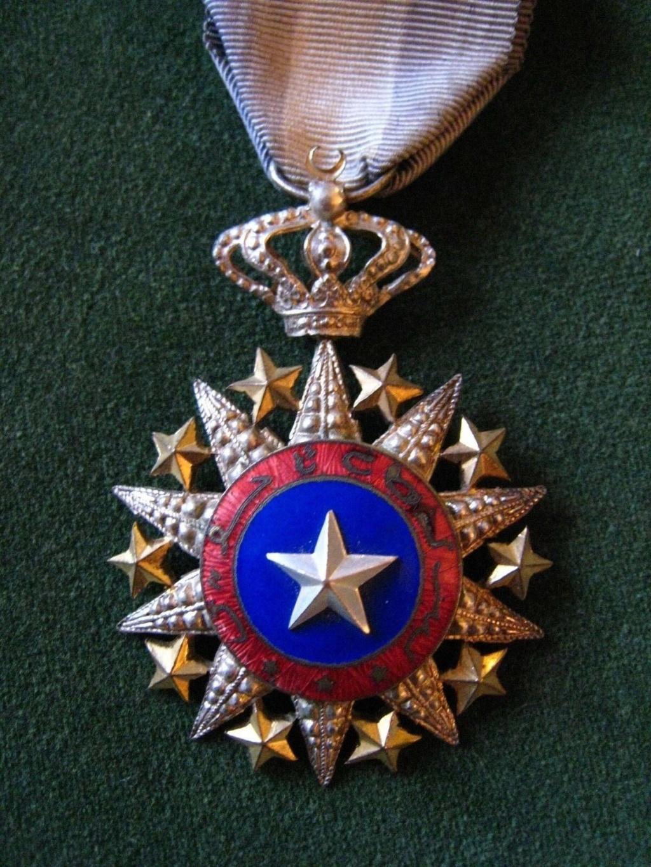 Authentification médaille du Nichan El Anouar S-l16013