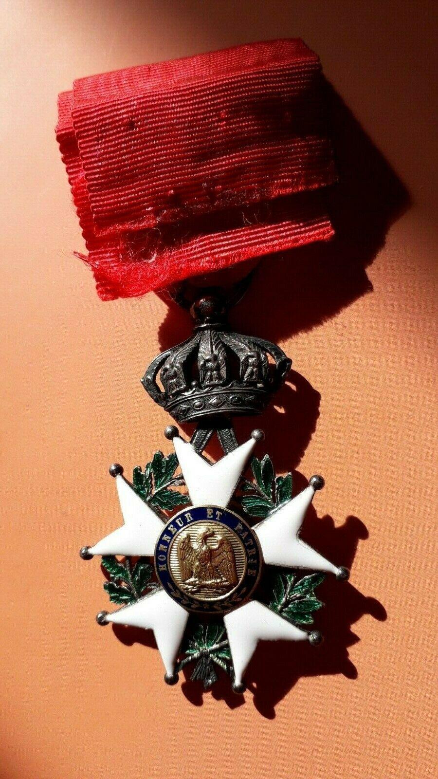 Authentification légion d'honneur 2nd Empire S-l16019
