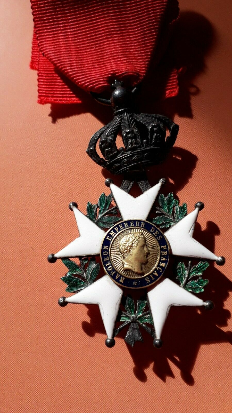 Authentification légion d'honneur 2nd Empire S-l16020