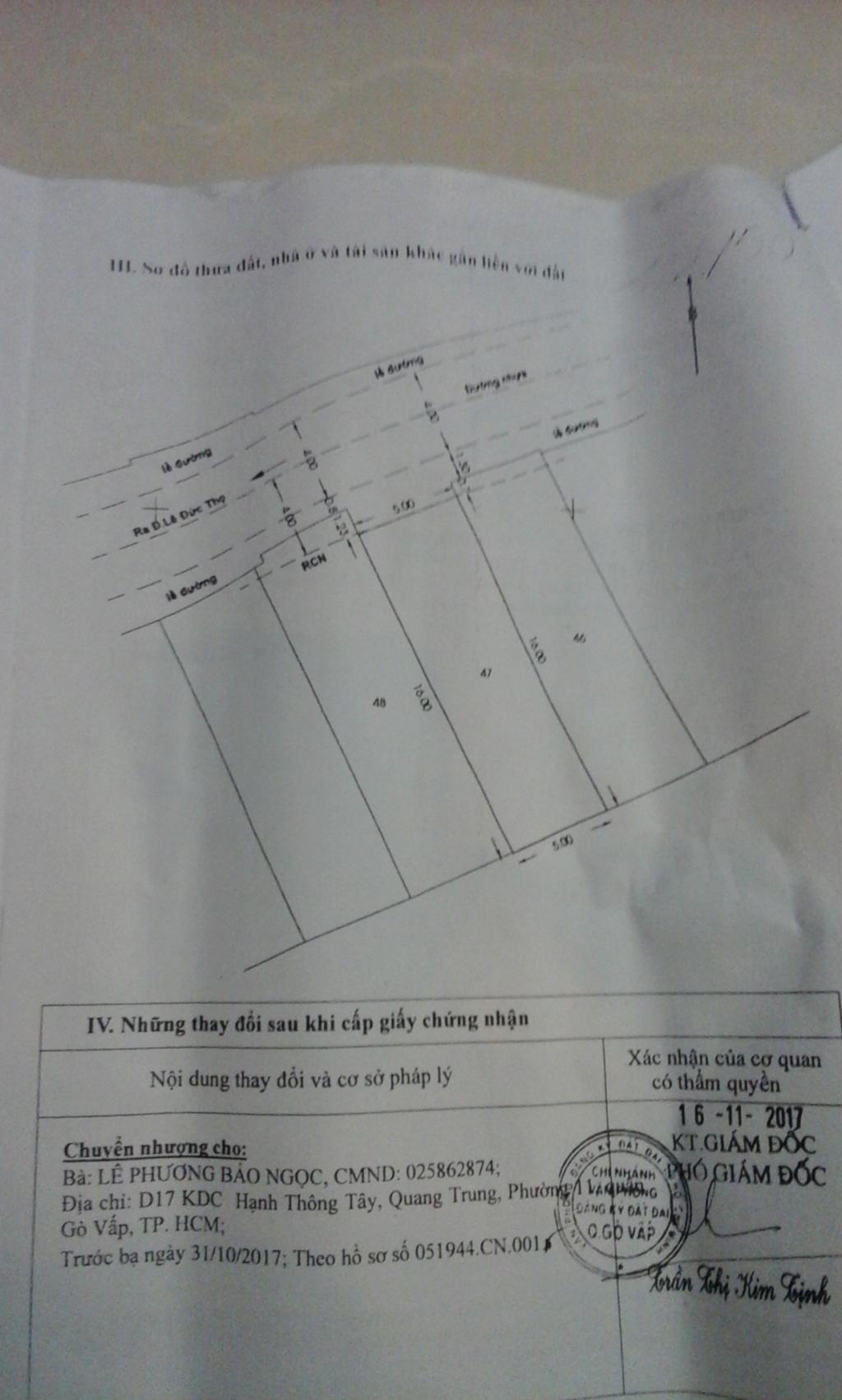 Bán nhà nguyên căn vuông vắn, đẹp, HXH 7m C. Lan 01228693699, 143/2/44 Phạm Huy Thông, P6, Gò Vấp 20180712