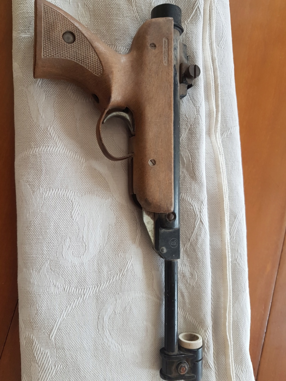 Aide à l'identification et à la réparation Pistol10