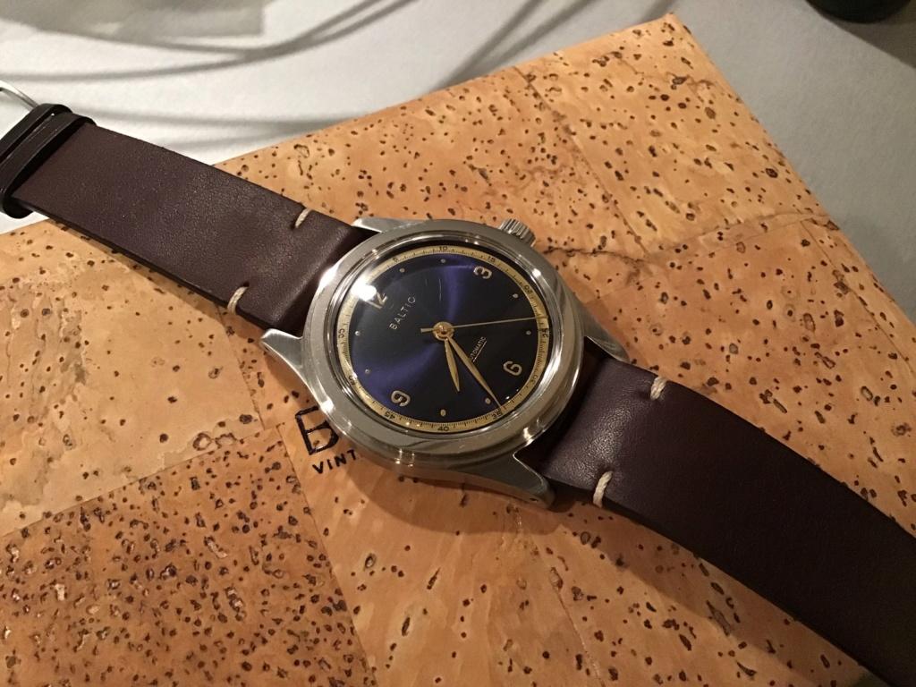 [Vends] Baltic Hms 001 Blue Gilt Numerotée Img_0217