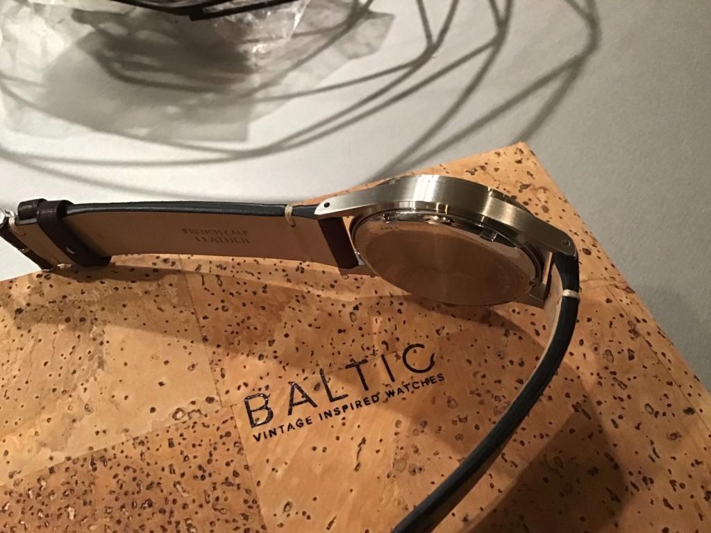 [Vends] Baltic Hms 001 Blue Gilt Numerotée Img_0219