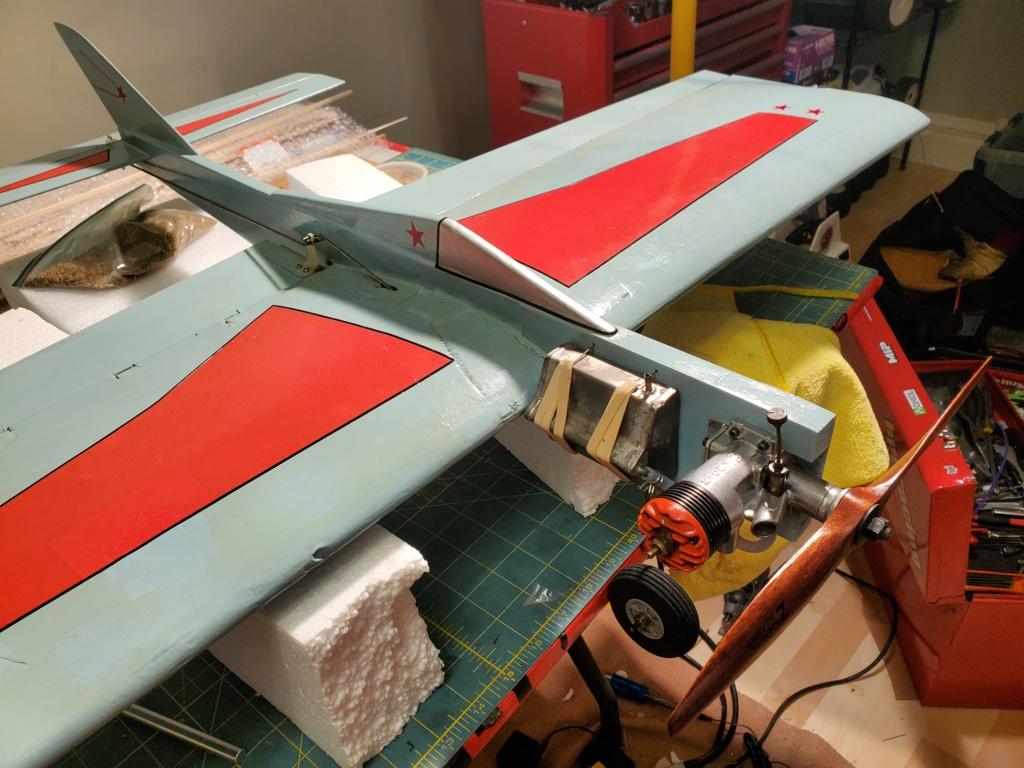 McCoy 35 Maiden Flight 20210716
