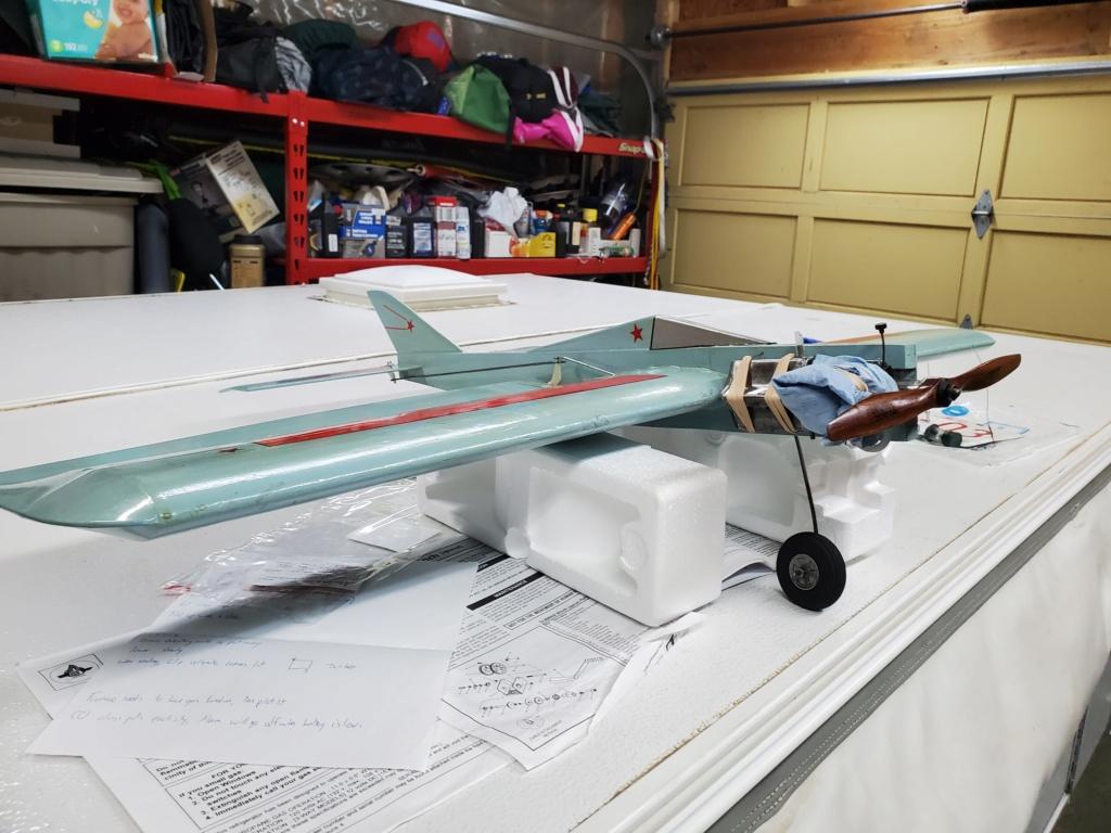 McCoy 35 Maiden Flight 20210810