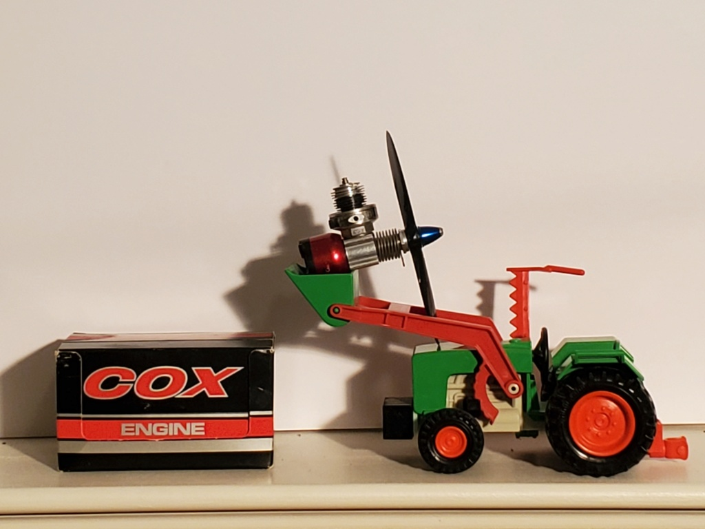 *Cox Engine of The Month* Submit your pictures! -October 2021- 20211013