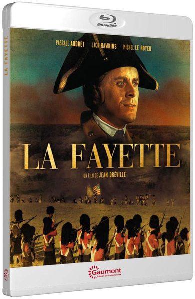 """""""La Fayette"""" de Jean Dréville (1962), avec Liselotte Pulver Blu-ra10"""