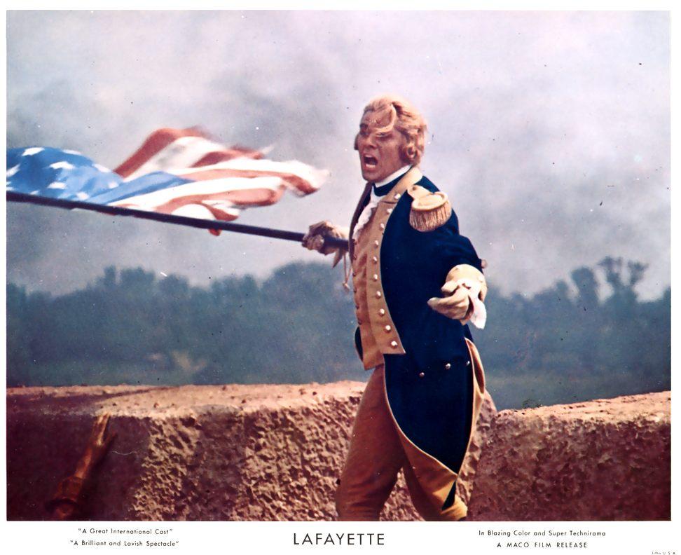 """""""La Fayette"""" de Jean Dréville (1962), avec Liselotte Pulver Blu-ra17"""