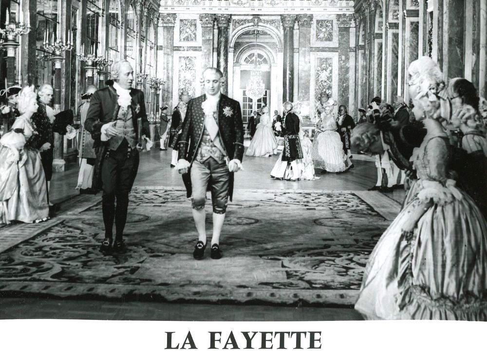 """""""La Fayette"""" de Jean Dréville (1962), avec Liselotte Pulver Blu-ra18"""