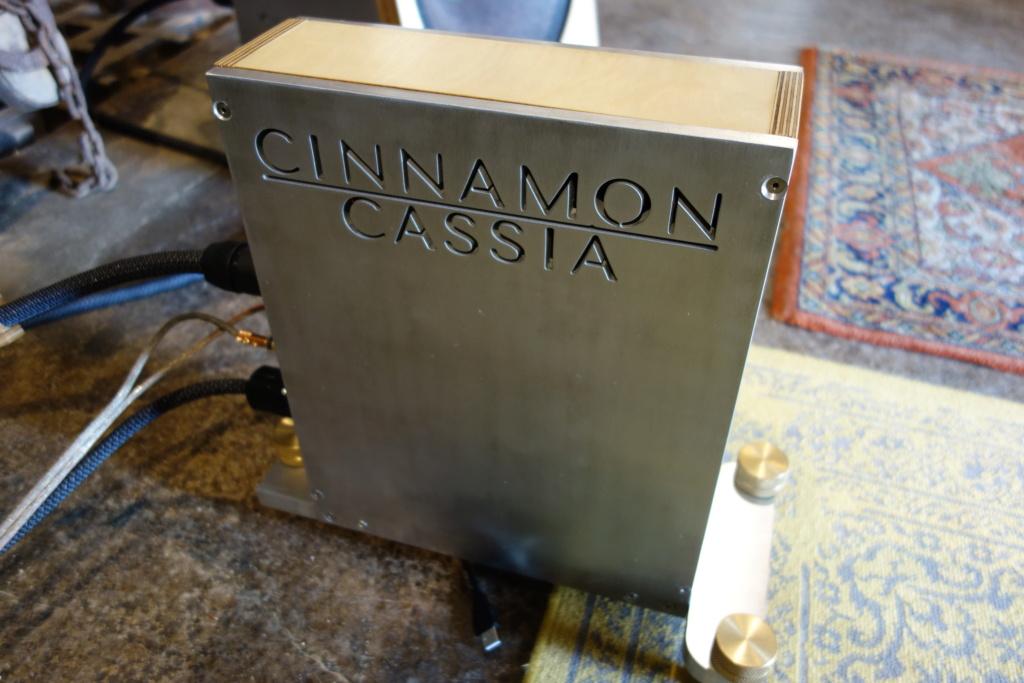 Introdução das Cinnamon Cassia Dsc04817