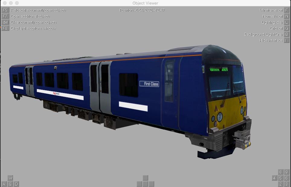BR Class 360 40474a10