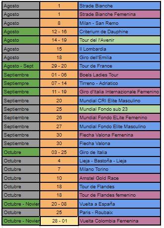 CALENDARIO 2020 Whats156